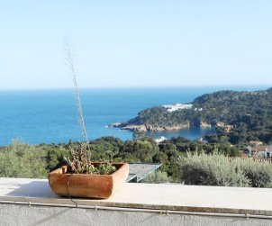 Flat   Begur 6 persons - comunal pool and sea view p0