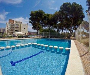 Flat   L'Estartit 4 persons - comunal pool p1