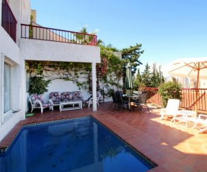 House   Benidorm 5 persons - private pool p0