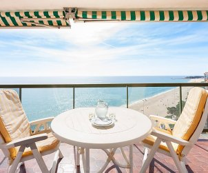 House   Platja d'Aro 4 persons - panoramic to the sea p0