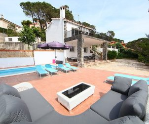House   Lloret del Mar 8 persons - private pool p2
