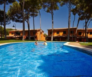 Flat   Pals 6 persons - comunal pool p0