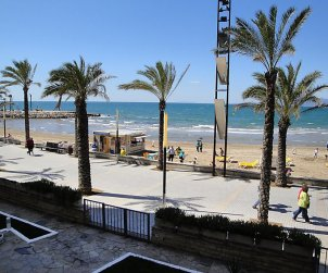 Flat   Salou 8 persons - panoramic to the sea p0