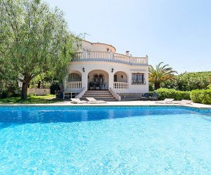 House   Denia 11 persons - private pool p1