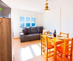 Flat   Rosas 4 persons - panoramic to the sea p2