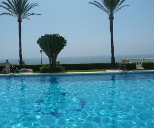 Flat   Mijas 5 persons - comunal pool p1