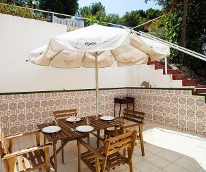 House   Sitges 7 persons - comunal pool p1