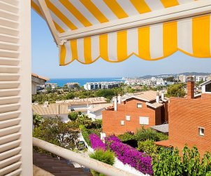 House   Sitges 7 persons - comunal pool p2