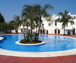 House   Mijas 6 persons - comunal pool p0