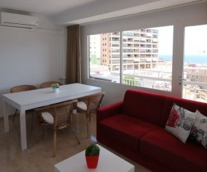 Flat   Benidorm 4 persons - panoramic to the sea p2