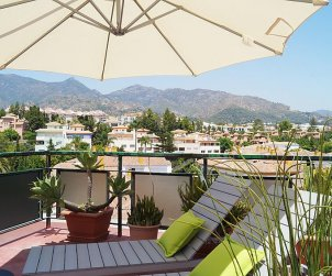 Flat   Marbella 4 persons - panoramic to the sea p0
