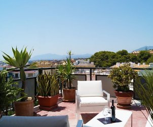 Flat   Marbella 4 persons - panoramic to the sea p1