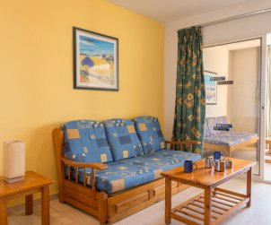 Flat   Benidorm 4 persons - comunal pool and sea view p2