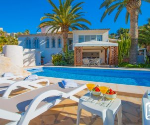 House   Moraira 6 persons - private pool, air conditioning and internet p0
