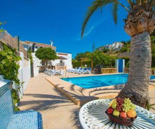 House   Benissa 15 persons - private pool, sea view and Wifi p2