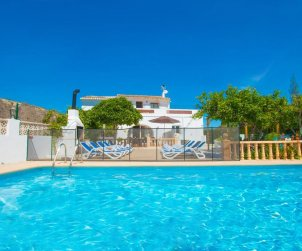 House   Benissa 15 persons - private pool, sea view and Wifi p1