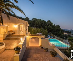 House   Calpe 6 persons - private pool and air conditioning p2