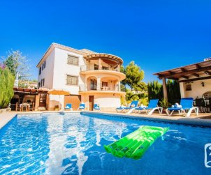 House   Benissa 12 persons - private pool p0