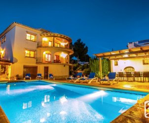 House   Benissa 12 persons - private pool p1