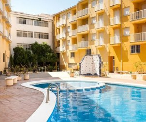 Flat   Alcoceber 8 persons - comunal pool p1