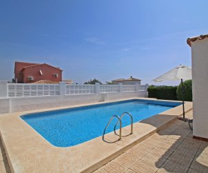 House   Calpe 7 persons - private pool and air conditioning p2