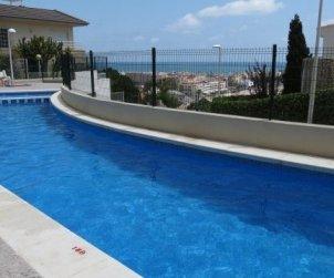 Flat   Peniscola 6 persons - comunal pool p2