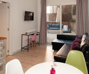 Flat   Barcelone 4 persons - dishwaher p0