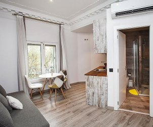 Flat   Barcelone 4 persons - dishwaher p1