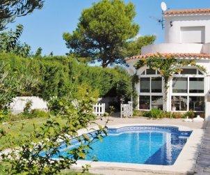 House   Ametlla de Mar 7 persons - private pool p0