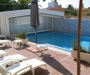 Flat   Benicarlo 6 persons - comunal pool and A/C p2