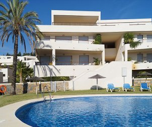 Flat   Marbella 4 persons - comunal pool p1