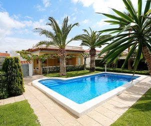 House   Miami Platja 14 persons - private pool p0