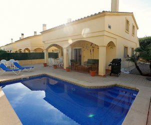House   Deltebre  -  Riumar 11 persons - private pool p0