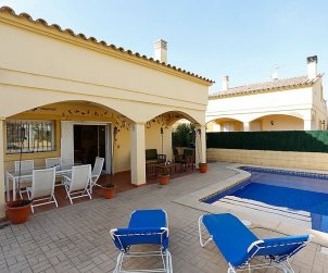 House   Deltebre  -  Riumar 11 persons - private pool p2