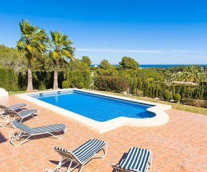 House   Javea 10 persons - private pool p0