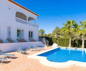 House   Javea 10 persons - private pool p1