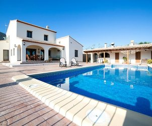 House   Benissa 8 persons - private pool p1