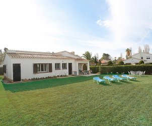 House   Cambrils 8 persons - comunal pool p0
