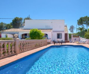 House   Javea 7 persons - private pool p0