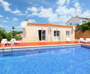 House   Lloret del Mar 7 persons - private pool p1