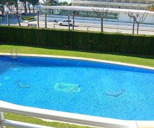 Flat   Miami Platja 6 persons - comunal pool p2
