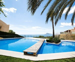 House   Altea 12 persons - comunal pool p0
