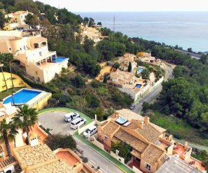 House   Altea 12 persons - comunal pool p1