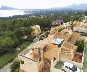 House   Altea 12 persons - comunal pool p2