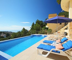 House   Moraira 10 persons - private pool p1