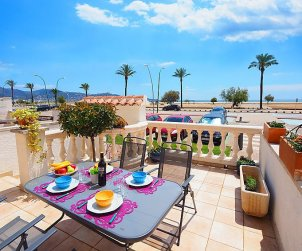 House   Empuriabrava 5 persons - panoramic to the sea p0