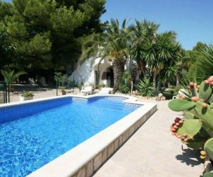 House   Ametlla de Mar 6 persons - securate private pool p0