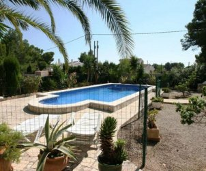House   Ametlla de Mar 6 persons - securate private pool p1