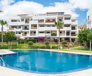 Flat   Mijas 6 persons - comunal pool p0