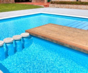 Flat   Lloret del Mar 5 persons - comunal pool p1
